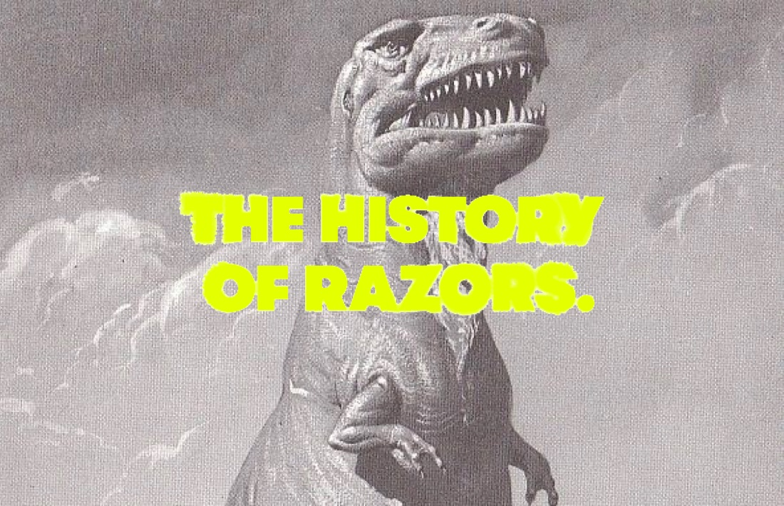 The history of razors